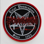 POSSESSED 进口原版 Total Possession (Woven Patch)