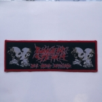 PUNGENT STENCH 官方进口原版 Been Caught Buffering (Woven Patch)