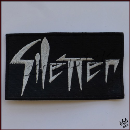 SILENCER - Logo (Embroidered Patch)