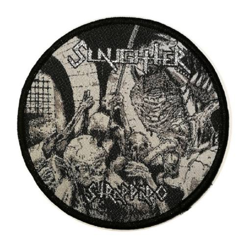 SLAUGHTER 官方进口原版 Strappado (Woven Patch)