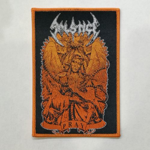 SOLSTICE 官方进口原版 Pray (Woven Patch)