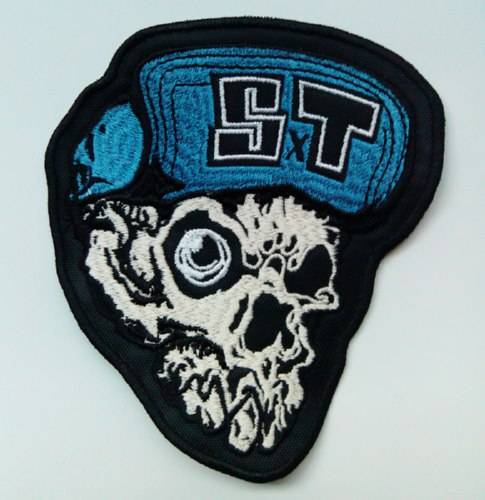 SUICIDAL TENDENCIES - Skull (Embroidered Patch)