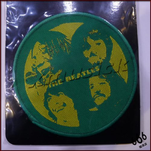 BEATLES, THE 官方进口原版 The Wall (Woven Patch)