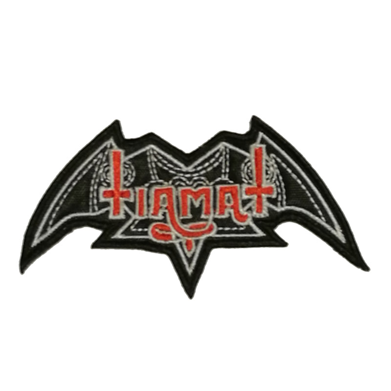 TIAMAT - Logo 异形 (Embroidered Patch)
