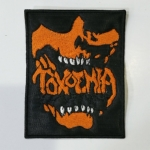 TOXAEMIA - Beyond the Realm (Embroidered Patch)