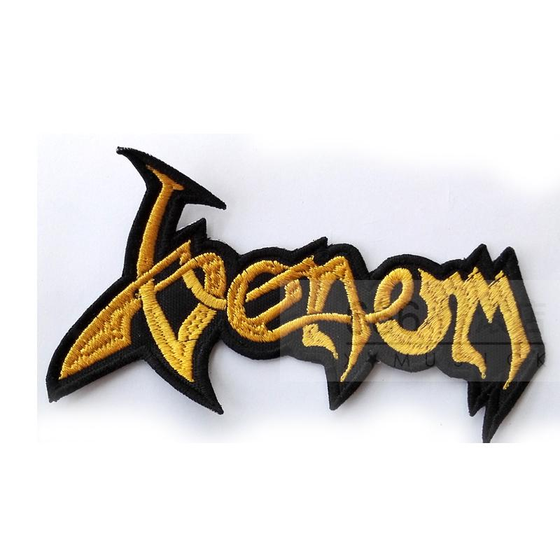 VENOM - Logo 异形 (Embroidered Patch)