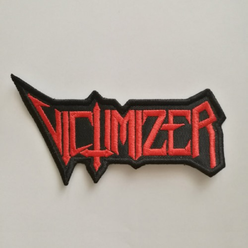 VICTIMIZER - Logo 异形 (Embroidered Patch)