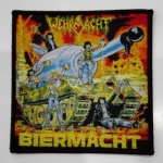 WEHRMACHT 进口原版 Biermacht (Woven Patch)