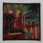 WHIPLASH 官方进口原版 Ticket to Mayhem (Woven Patch)