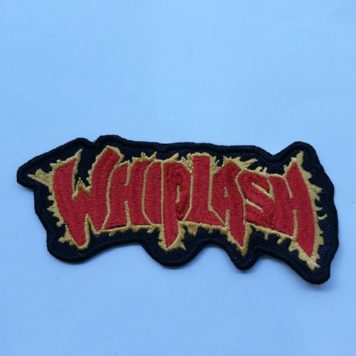 WHIPLASH - Power Logo 异形 (Embroidered Patch)