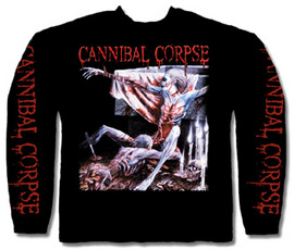 CANNIBAL CORPSE 官方出品长袖 Tomb of the Mutilated (LS-M)