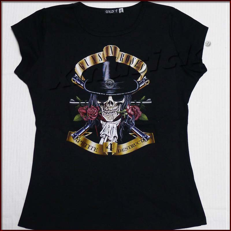 GUN'S N ROSES - Appetite of Destruction (TS-L) TTG