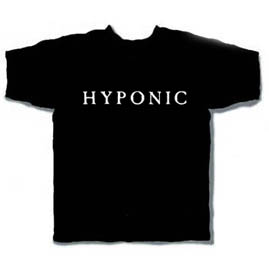 HYPONIC - Band Logo Shirt (TS)