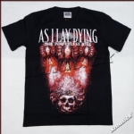 AS I LAY DYING - The Powerless Rise (TS-L) TTH 1705