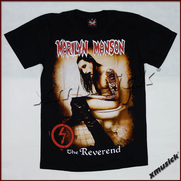 MARILYN MANSON - The Reverend (TS-XL) TTH1703