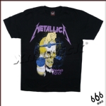 METALLICA - Damaged Justice (TS-M) TTH1705