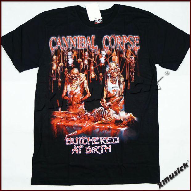 CANNIBAL CORPSE - Butchered at Birth (TS-S) TTH1705