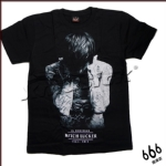 SUICIDE SILENCE - Mitch Lucker 纪念T恤 2 (TS-L) TTH1606