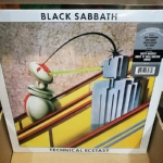BLACK SABBATH - Technical Ecstasy (LP)