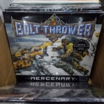 BOLT THROWER - Mercenory (LP)