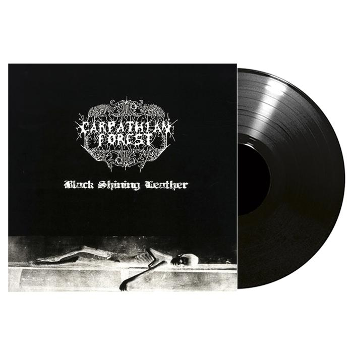 CARPATHIAN FOREST - Black Shining Leather (LP)