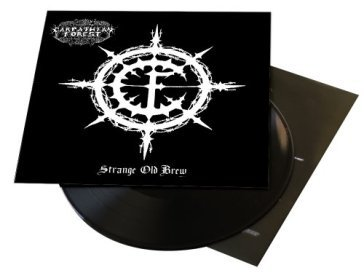 CARPATHIAN FOREST - Strange Old Brew (LP)