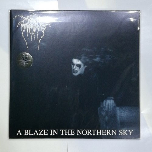 DARKTHRONE - A Blaze in the Northern Sky (LP)