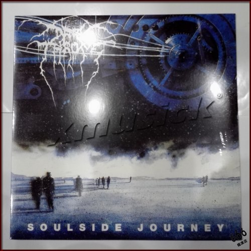 DARKTHRONE - Soulside Journey (LP)