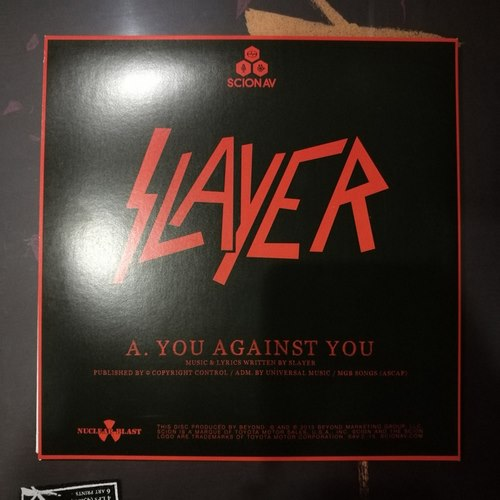SLAYER - You Against You (EP)