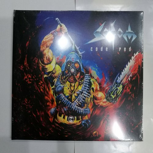 SODOM - Code Red (LP)
