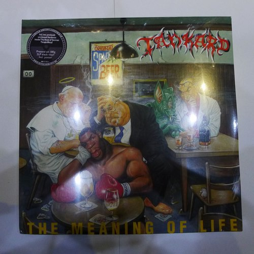 TANKARD The Meaning of Life (2LP)